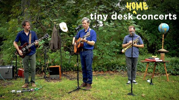 Bill Callahan: Tiny Desk (Home) Concert