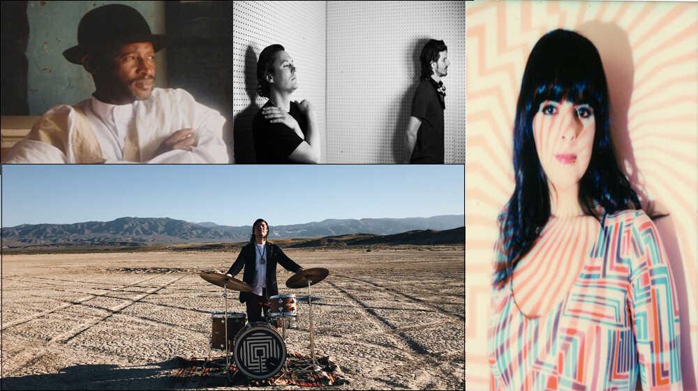 New Mix: The Front Bottoms, Joe Wong, Afel Bocoum, Asaf Avidan And More