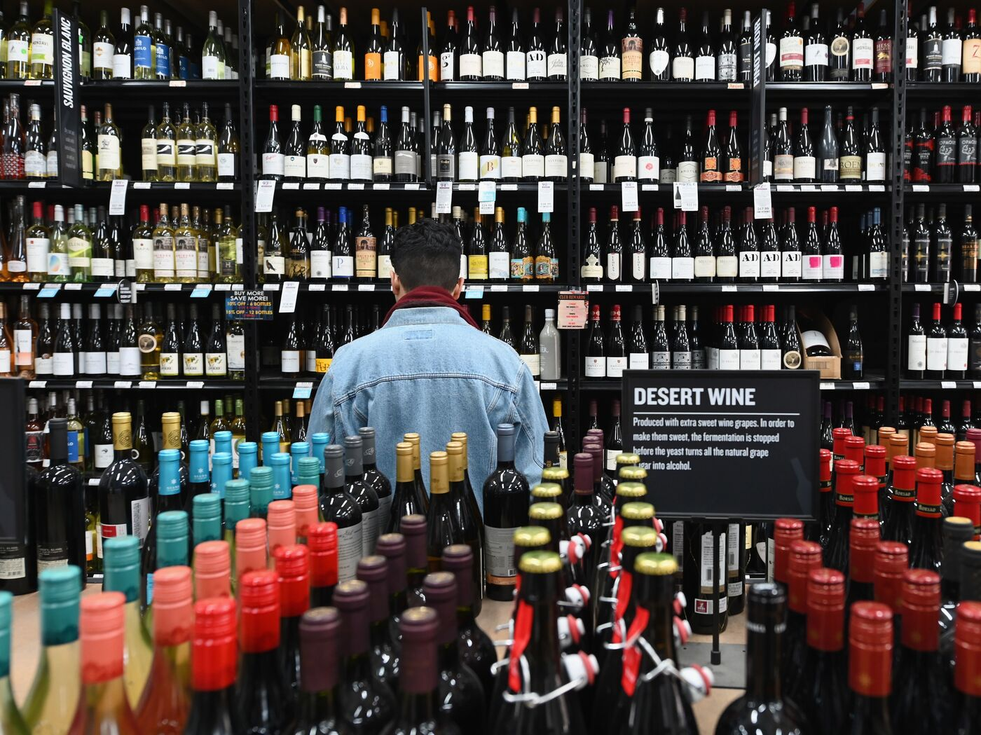 Hangover from alcohol boom could last long after pandemic ends | MPR News