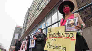 The Women Of Peru Are Suffering From A 'Shadow Pandemic'