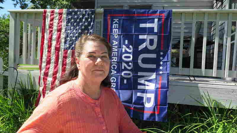 Trump's Rural Support Puts Democratic Bulwark Minnesota In Play