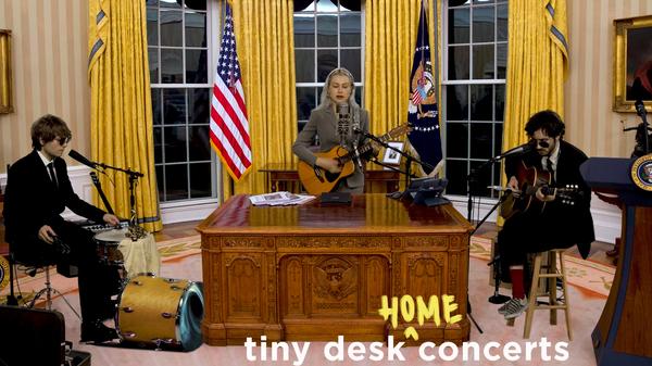 Phoebe Bridgers: Tiny Desk (Home) Concert