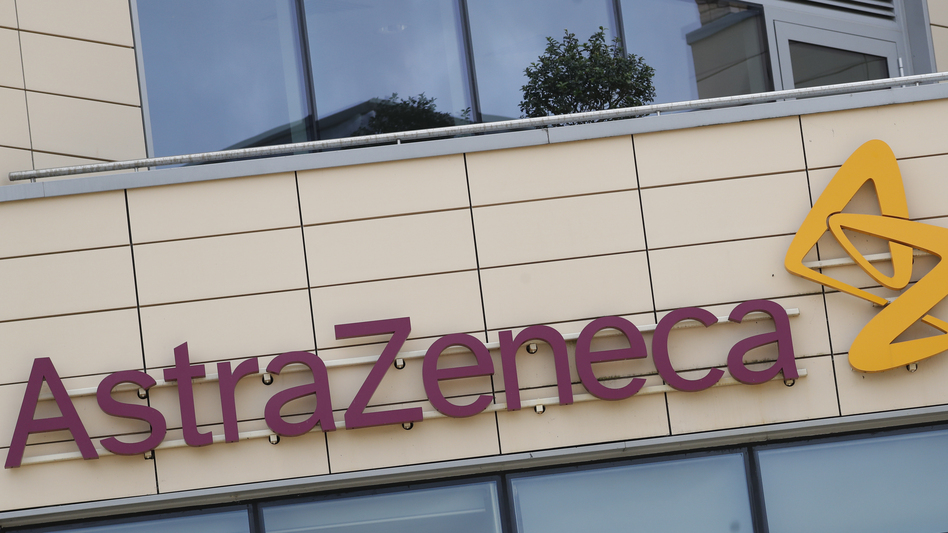 The AstraZeneca/Oxford partnership is one of the vaccine development efforts that is furthest along. The company recently began a Phase 3 trial in the United States that aims to enroll 30,000 volunteers. (Alastair Grant/AP)