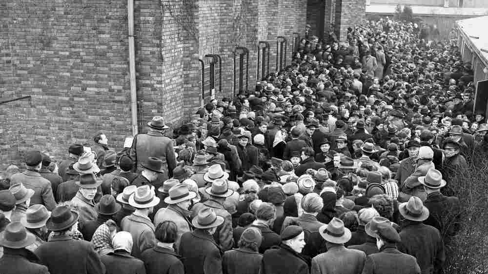 Author Traces What Happened To WWII's 'Last Million' Displaced People