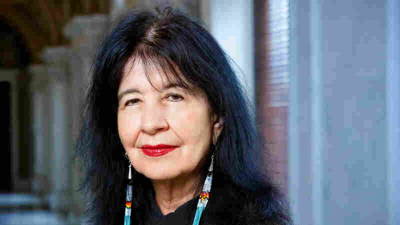 Anthology Of Native Nations Poetry Is A 'Doorway,' Says Editor Joy Harjo