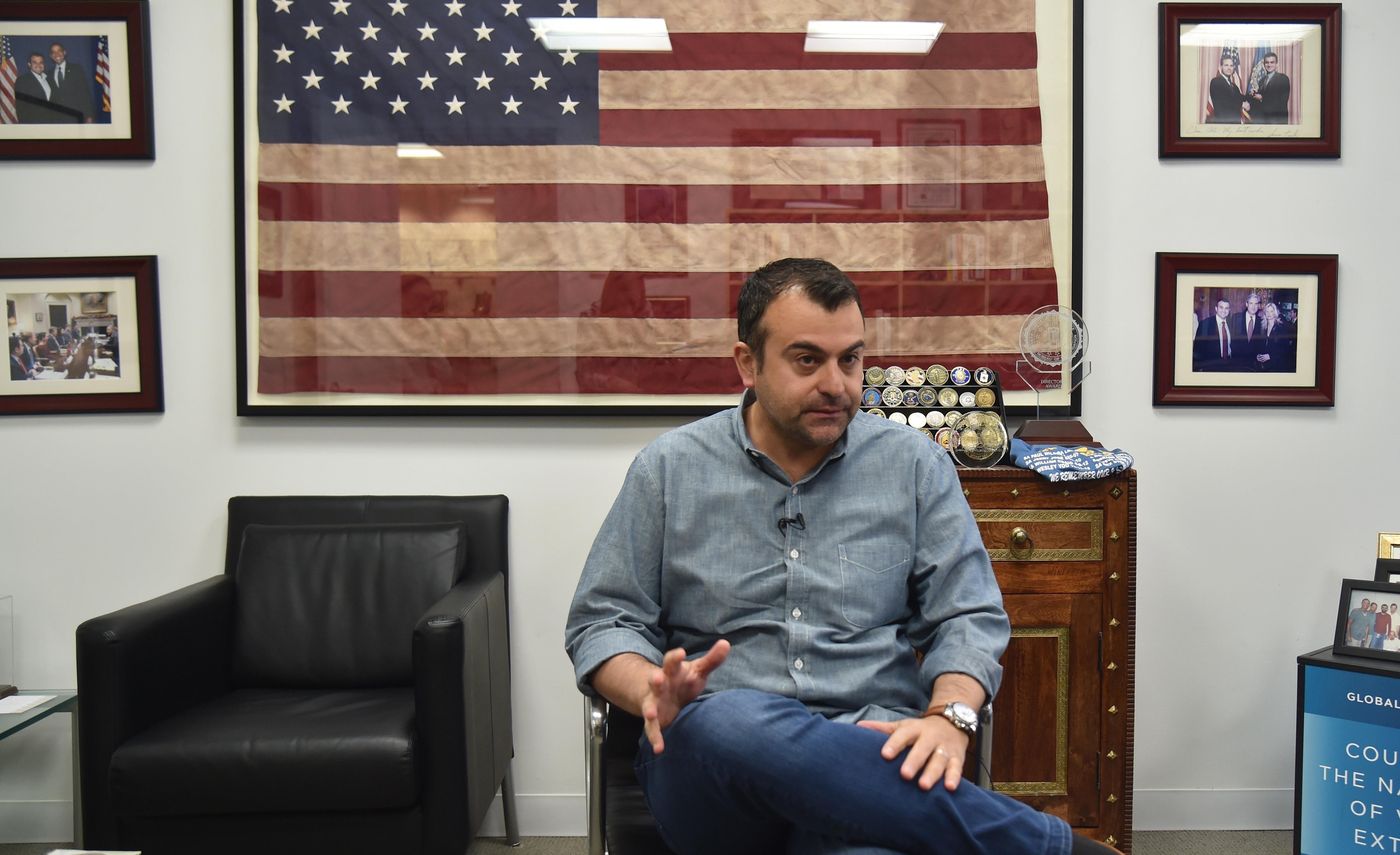 For Ex-FBI Interrogator Ali Soufan, Sept. 11 Still Frames His Life : NPR