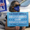 The postal service, under political focus, is preparing for a wave of elections