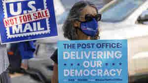 Postal Service, Under Political Spotlight, Preps For Surge In Election Mail