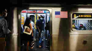New York City Public Transit Riders Who Don't Mask Up Will Face Fines Starting Monday