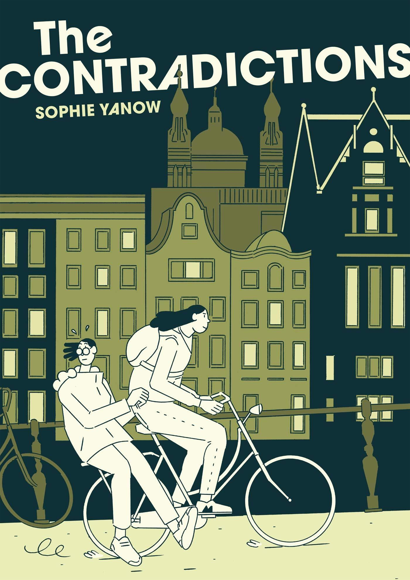 Review: 'The Contradictions,' By Sophie Yanow : NPR