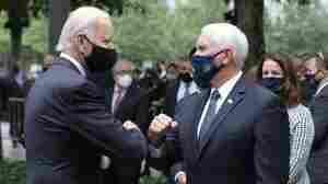 'America Will Always Rise Up': Trump, Biden Commemorate Sept. 11 Attacks