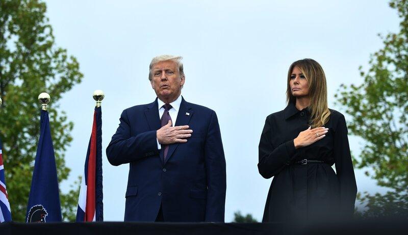 Sept 11 Trump Biden Mark 19th Anniversary Of Attacks Npr