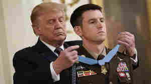 Soldier Who Helped Rescue 75 Hostages Awarded Medal Of Honor