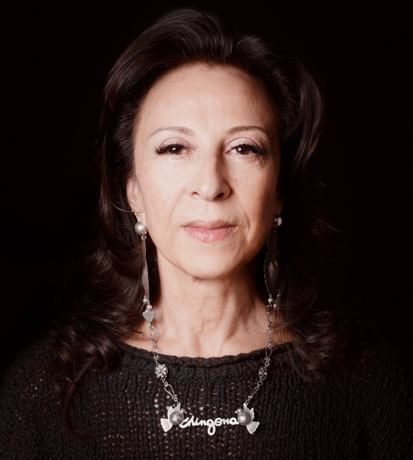 """""""We all have to work at making the immigrant story much more public,"""" said Maria Hinojosa, author of a new memoir, Once I Was You: A Memoir of Love and Hate in a Torn America."""