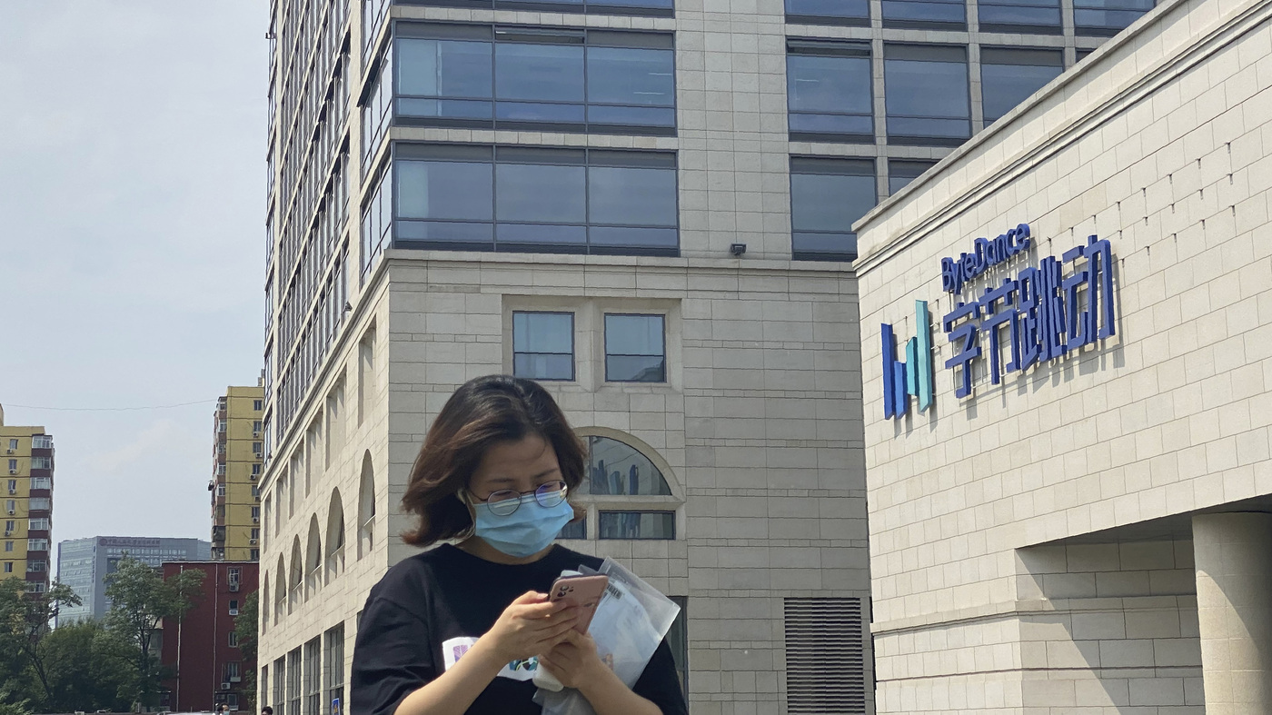 Microsoft Oracle Lose Bids For TikTok According To China State TV – NPR