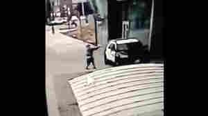 2 Los Angeles County Sheriff's Deputies Shot In Apparent 'Ambush' Near Train Station