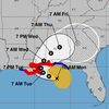 Hurricane Sally Predicted To Bring 110-MPH Winds To Gulf Coast On Tuesday