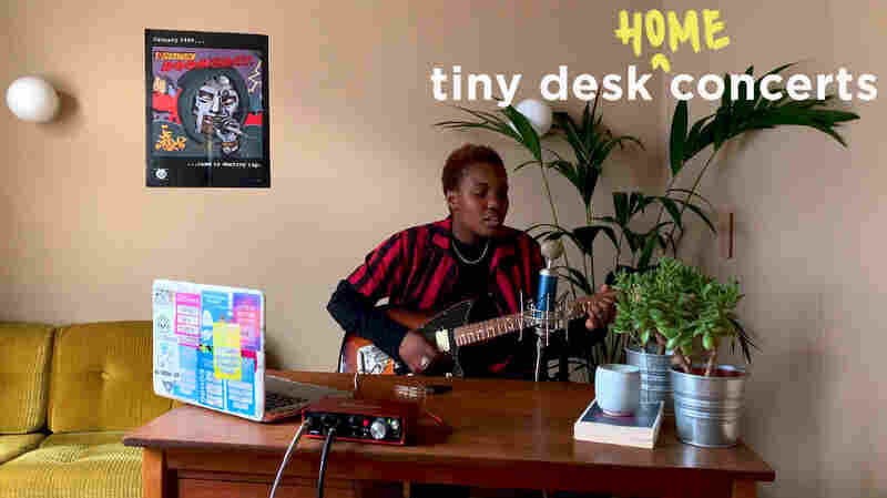 Arlo Parks: Tiny Desk (Home) Concert