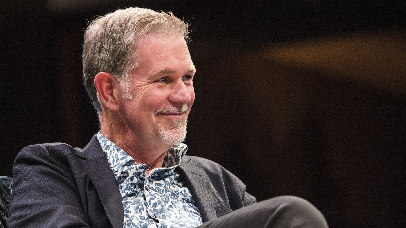 Netflix CEO Embraces 'No Rules,' But Work Is Anything But Chill  image