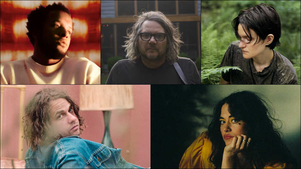 New Mix: Kevin Morby, Adrianne Lenker, Jeff Tweedy, Cautious Clay, More