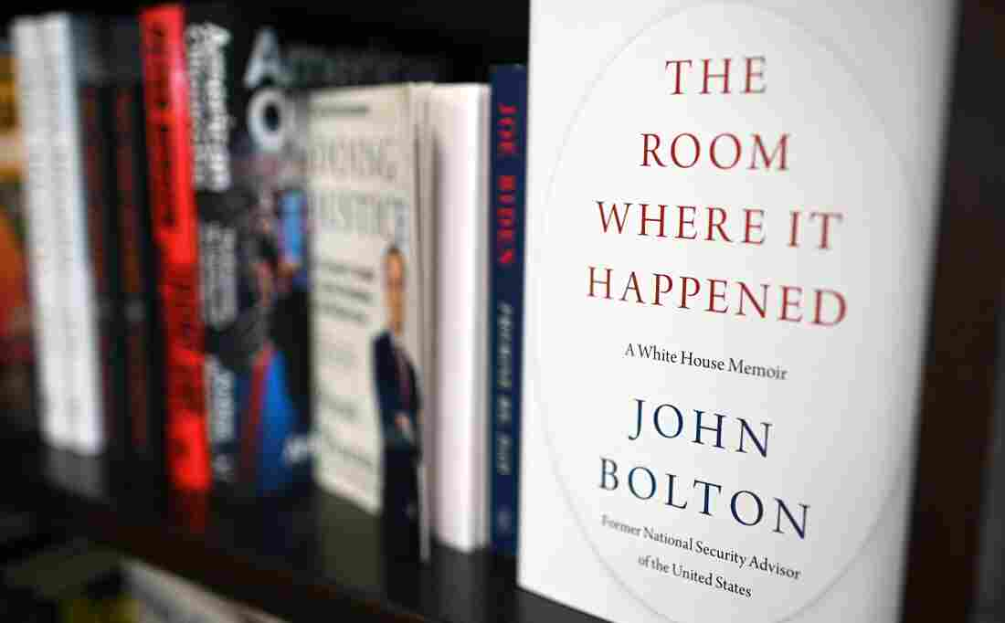 Lawyer: John Bolton will cooperate with any probe into his book