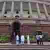 At Least 25 Indian Lawmakers Test Positive For Coronavirus As Parliament Reopens