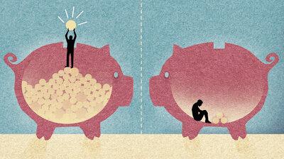 Why Nobody Feels Rich