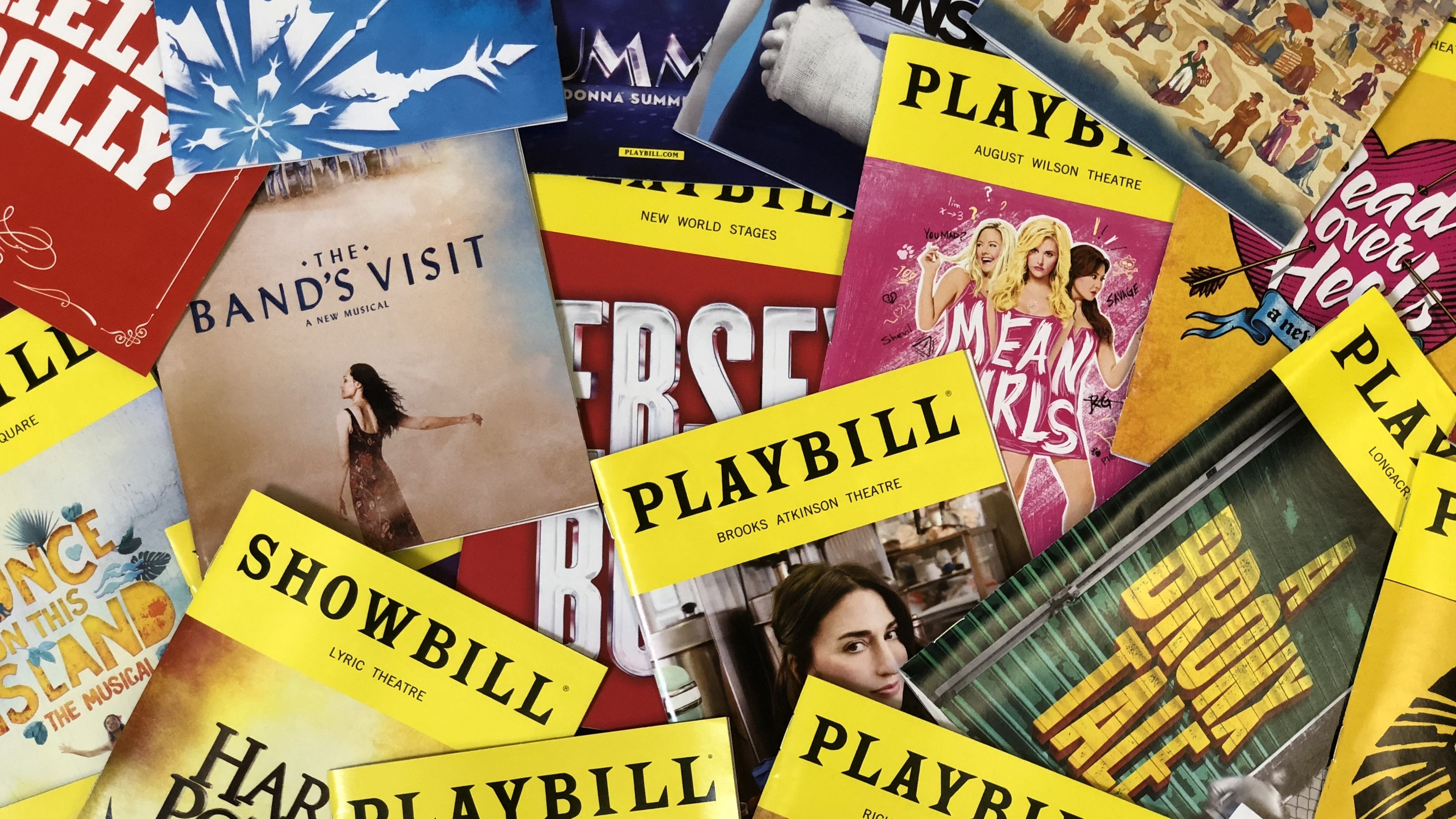 """With theaters across the country closed due to the COVID-19 pandemic, Playbill has had to pivot quickly. """"We find ourselves incredibly fortunate to be associated with this ridiculously fantastic art form that we miss oh, so much,"""" says Playbill Vice President Alex Birsh."""