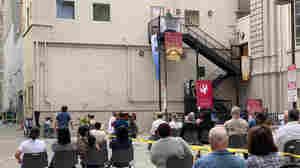 California Catholics Adjust To Outdoor Worship During Pandemic