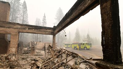 Conspiracies Add Fuel To An Already Challenging Wildfire Season