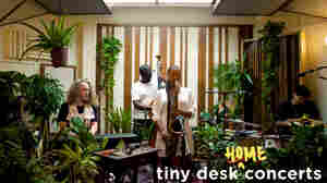 Nubya Garcia: Tiny Desk (Home) Concert