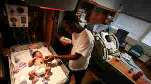A Key To Black Infant Survival? Black Doctors