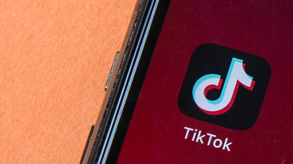 Icons for the smartphone apps TikTok and WeChat are seen on a smartphone screen in Beijing. President Trump said he does not plan to support any deal to save TikTok in the U.S. that keeps China-based ByteDance as its majority owner.