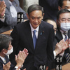 Yoshihide Suga Becomes Japan's Prime Minister, Pledging To Follow Abe's Course