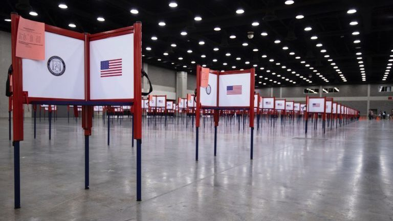 Why Millions Of Eligible Americans Don't Vote : 1A