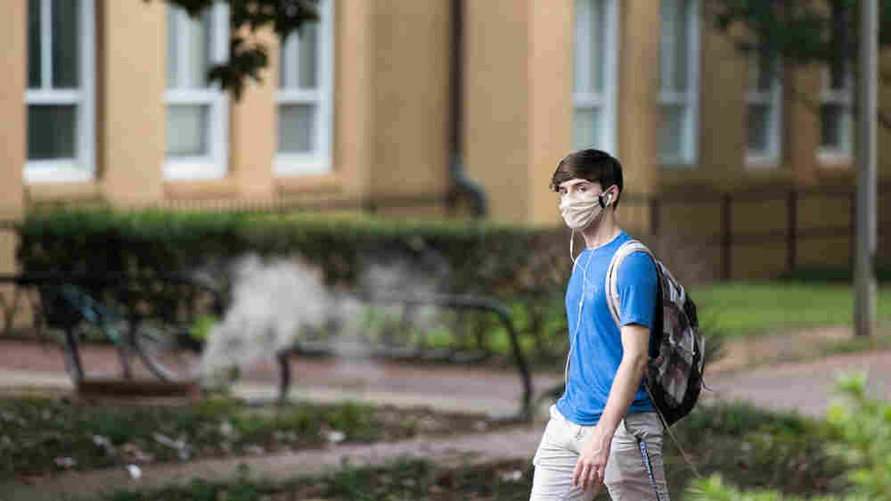 As Campuses Become COVID-19 Hot Spots, Colleges Strain Under Financial Pressures