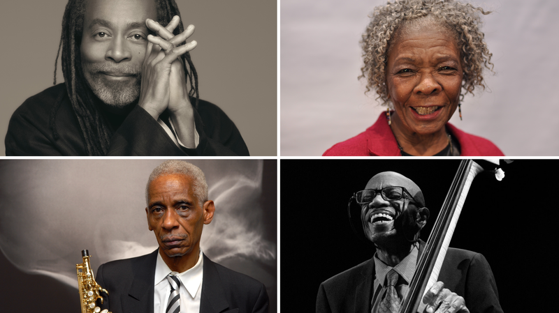 Meet the NEA Jazz Masters, Class of 2020