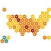 Mapas do coronavírus: quão sério é o surto do seu estado?