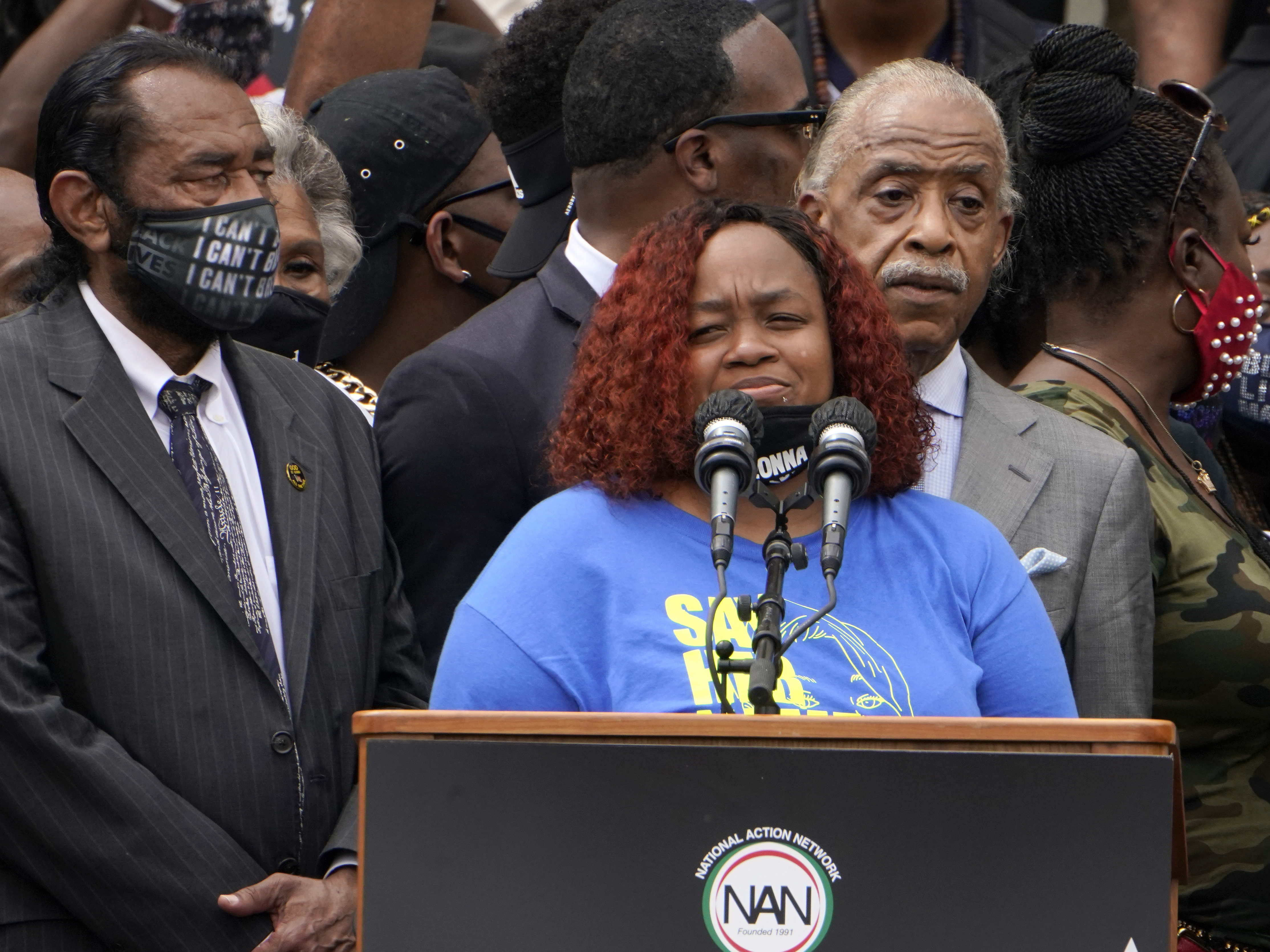 Tamika Palmer Breonna Taylor S Mother Wants Charges Brought Against Officers Live Updates Protests For Racial Justice Npr
