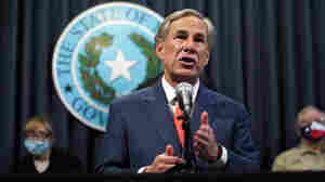 Governor Says Most Of Texas Can Loosen Limits On Businesses, But Bars Must Stay Shut