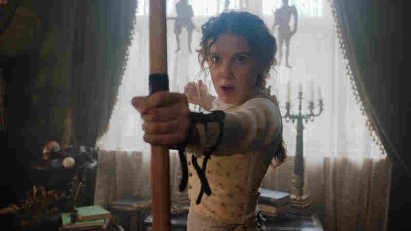 'Enola Holmes': Sherlock's Little Sister Gets On His Case