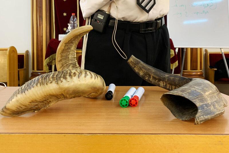 Mais sopradores de shofar para o ano novo judaico com distanciamento social: atualizações ao vivo do Coronavirus: NPR 4
