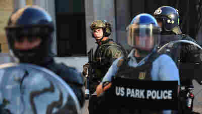 Watchdog To Review Nonlethal Tactics Against Protesters, Including 'Heat Ray' Request
