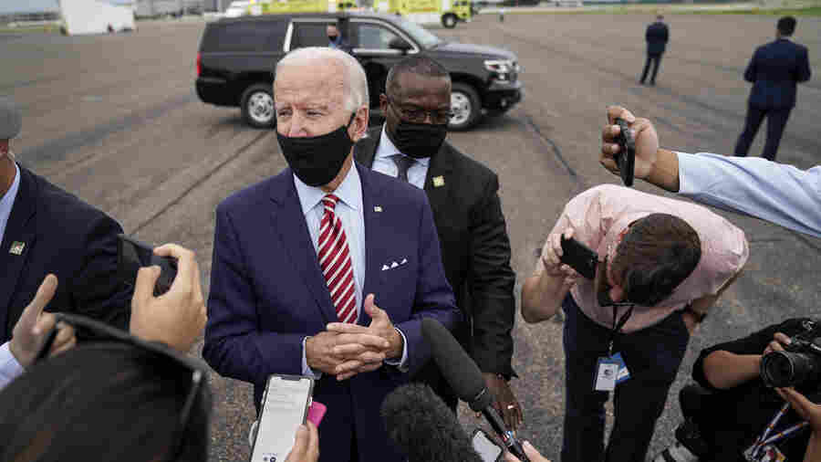 Poll: Biden Maintains Lead Over Trump With Likely Voters