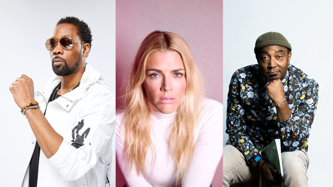 RZA, Busy Philipps & Woke creator Keith Knight join Ask Me Another.