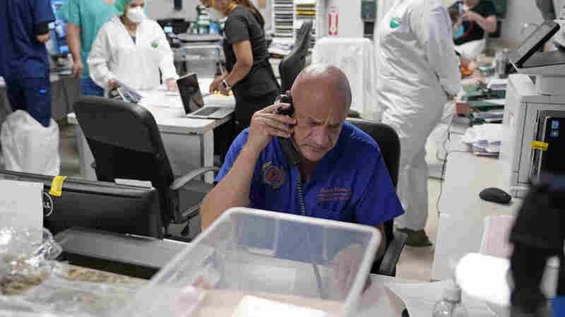 As U.S. Nears 200,000 Dead, Hospital Staff Reflect On Those Lost