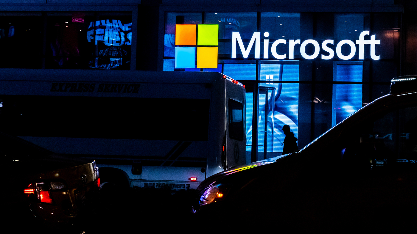 Microsoft To Buy Bethesda In $7.5 Billion Deal Acquiring Fallout The Elder Scrolls – NPR