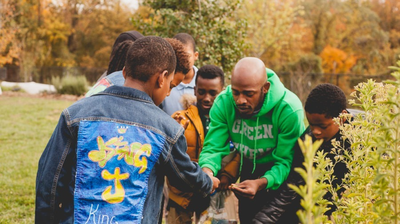 This Nonprofit Wants Wards 7, 8 Kids To Learn Farming From People Who Look Like Them