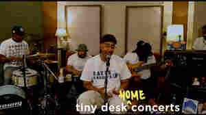 Oddisee: Tiny Desk (Home) Concert