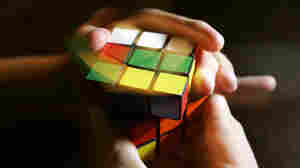 Rubik's Cube Inventor Writes A New Book: It's Full Of Twists And Turns